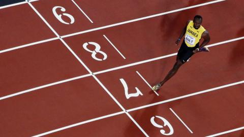 Bolt has one last chance for gold