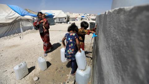 US-led coalition strikes kill 29 civilians in Syria's Raqqa - monitor