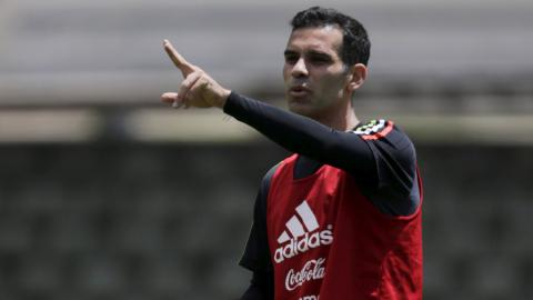 Mexican football player Marquez sanctioned for alleged cartel ties