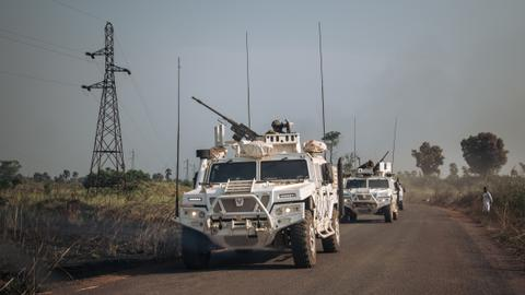 Central African Republic leader offers cease-fire to rebels