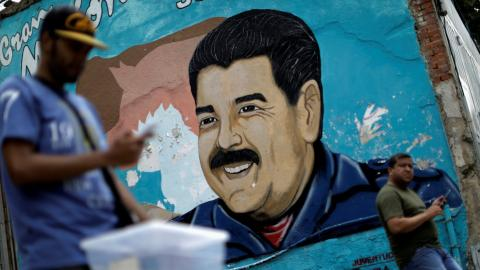 US slaps sanctions on members of new Maduro assembly