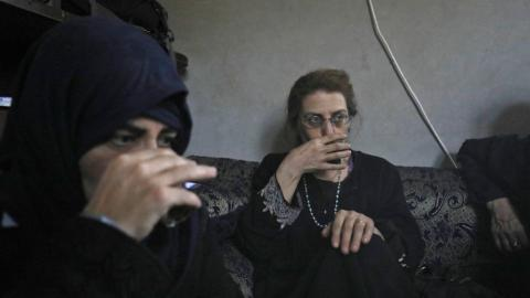 Christians flee Syria's Daesh-held Raqqa