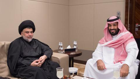Why is Saudi Arabia courting Iranian proxies?