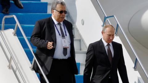 Slain Russian envoy remembered as