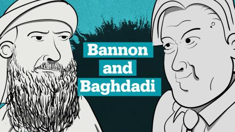 Steve Bannon and Baghdadi both envision a clash of civilisations