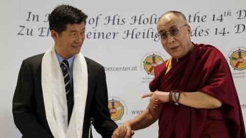Tibetans in exile re-elect former prime minister