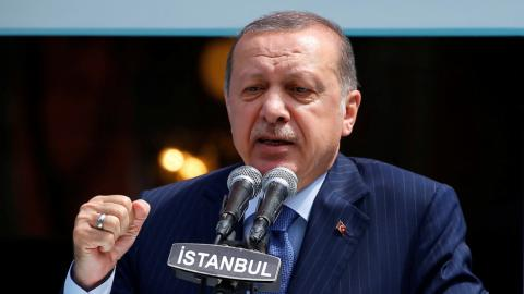 President Erdogan voices concern over US-North Korea tensions