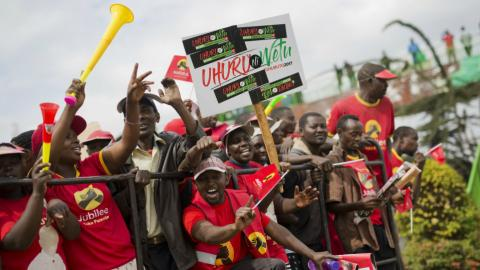 Kenya opposition wants access to election computers to prove result
