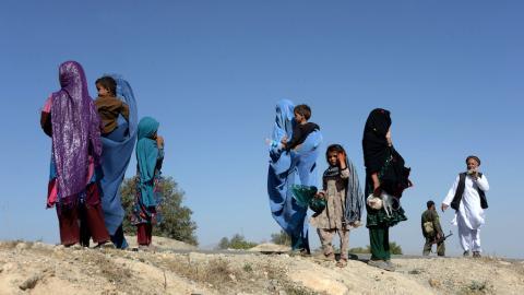 US denies air strike killed civilians in Afghanistan