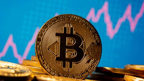 Bitcoin hits <bold>new</bold> record high, breaks above $35,000