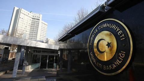 Turkey condemns Armenian attacks on Karabakh