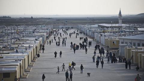 Syrian refugees find safe haven in Turkey's Kilis