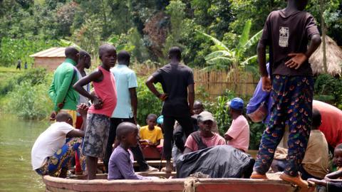 Scores feared dead as boat capsizes in eastern DRC