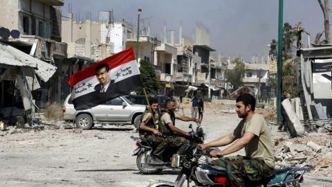 UN investigator says enough evidence to convict Assad of war crimes