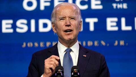 Biden needs to start by addressing US failures in Afghanistan