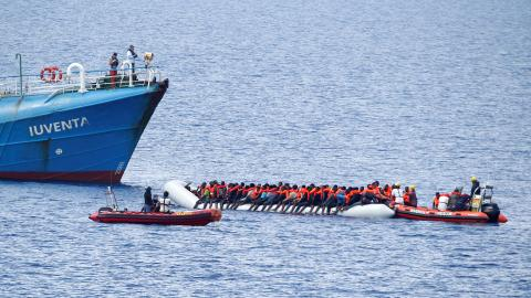 More NGOs halt Mediterranean rescue operations after Libya