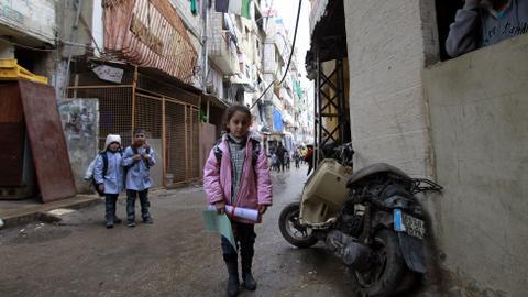 Lebanon media initiative throws lifeline to young refugees
