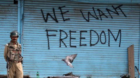 Seventy years of struggle for Kashmir