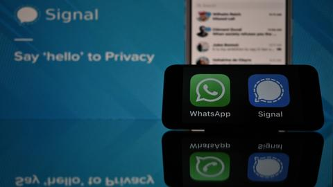 WhatsApp downloads shrink as users rush to rival services