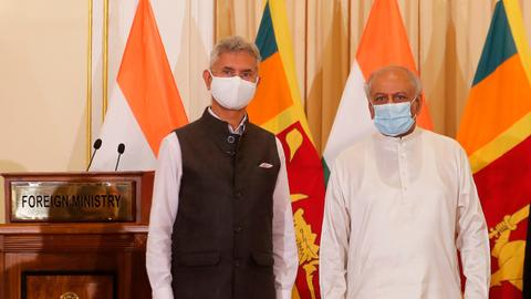 Sri Lanka's balancing act between India and China enters new phase