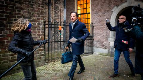 Dutch PM Rutte's cabinet resigns over child welfare fraud scandal