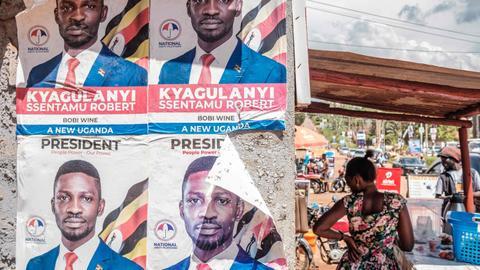 The world should pay heed to Bobi Wine and Uganda's election