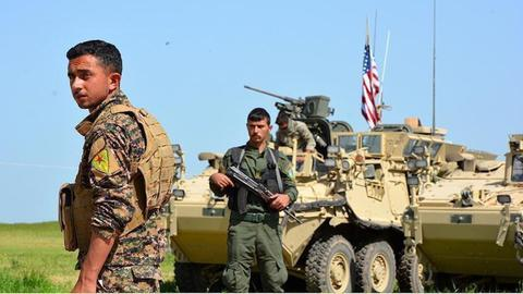 Will the US stop its support for the YPG-PKK ?