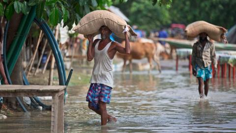 Death toll from floods, landslides in South Asia climbs to 245