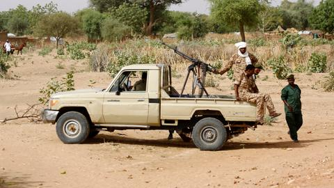 Violence in Sudan's Darfur continues as casualties rise