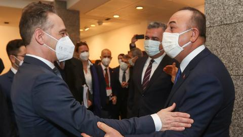 Turkish FM Cavusoglu: Turkey-EU ties in more positive place now