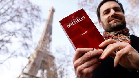 Michelin awards first star to a vegan restaurant in France