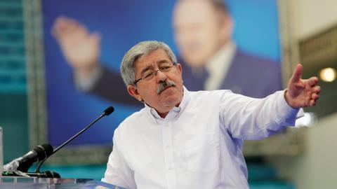 Algeria recalls veteran crisis manager Ouyahia as Prime Minister