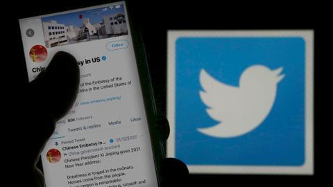 Twitter locks account of China's US embassy over Xinjiang-related tweet