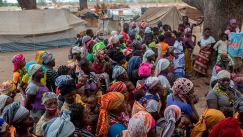 UN warns humanitarian crisis is worsening in Mozambique