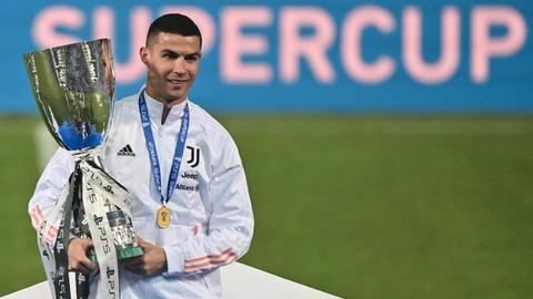 Ronaldo hailed as most prolific goalscorer in football history