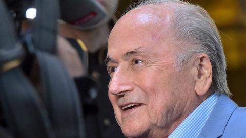 Swiss prosecutors ditch Warner jet probe into Blatter