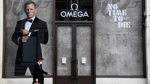 James Bond film 'No Time to Die' postponed again by pandemic