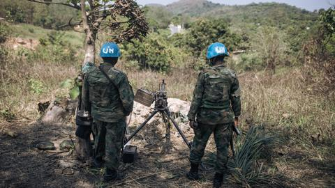UN urges increase of peacekeepers in CAR to maintain peace, aid