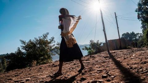 UN: 'Disturbing' allegations of rape in Ethiopia's Tigray conflict