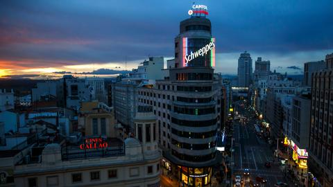 Theatre, cinema, concerts thrive in Madrid despite virus
