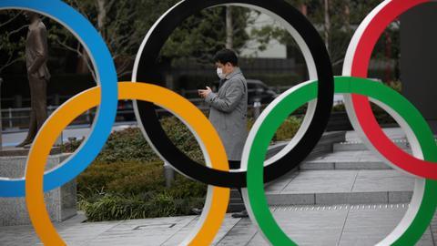 IOC president confirms Tokyo Olympics will go ahead
