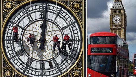 London's Big Ben to shut down for maintenance