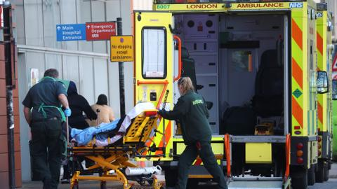 UK's total death toll from Covid-19 nears 100,000 mark – latest updates