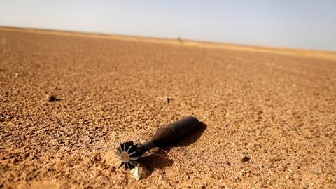Western Sahara's Polisario Front attacks Guerguerat border area