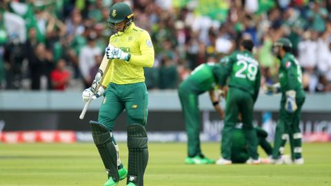 South Africa match marks 'monumental moment' for Pakistan cricket