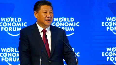 What did Chinese President Xi Jinping mean by a 'new Cold War'
