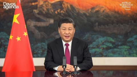 China's Xi calls for economic cooperation, warns against 'new Cold War'