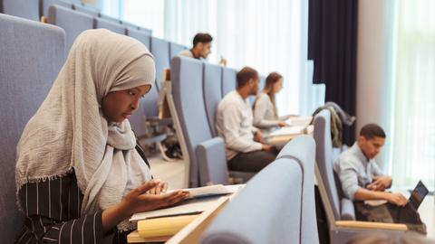 UK not doing enough to tackle Islamophobia in higher education