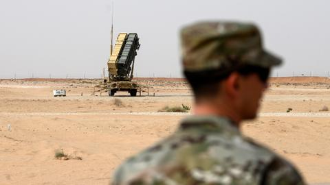 US military exploring new land and air bases in Saudi Arabia