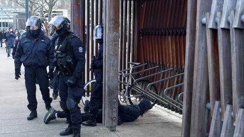 NGOs file lawsuit against France for racist ID checks by police